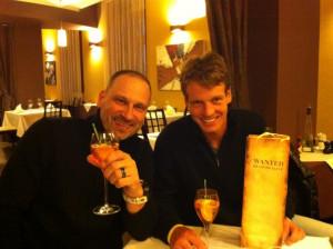 Tomas Berdych Has Blond...