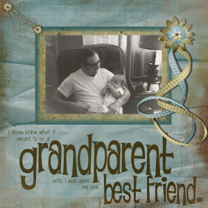 Grandparents Quotes for Scrapbooking http://www.scrapbookflair.com ...