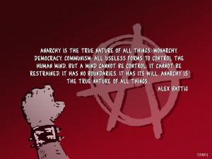 Anarchy by teknika