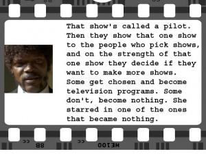 Pulp Fiction | Jules (Samuel L. Jackson) | Screenplay: Quentin ...