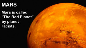 information about mars the planet