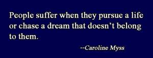 caroline myss quotes - Google Search