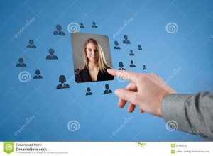 Human resources, CRM, professional social networking and data mining ...