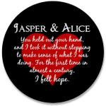 alice cullen jasper hale i don t know 2 line 1 what book was that line ...