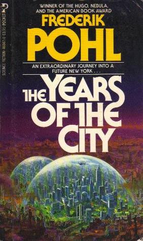 """Start by marking """"The Years Of The City"""" as Want to Read:"""