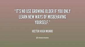 Hector Hugh Munro Quotes