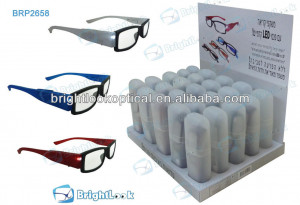 Hot Sale High Quality Mini Design Brand Folding Reading Glasses
