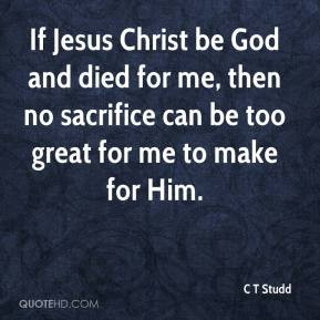 Ct Studd Quotes Sacrifice ~ Missionary Quotes on Pinterest   35 Pins