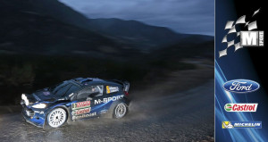 SPORT-RALLYE MONTE-CARLO, MIDDAY QUOTES, DAY 2