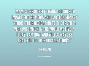 heartfelt thanks quote 1639