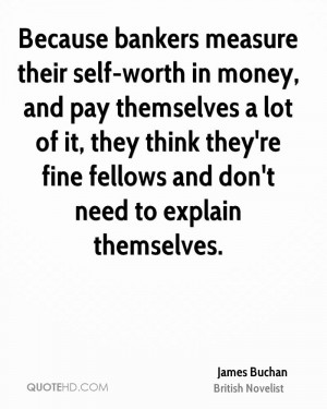 Because bankers measure their self-worth in money, and pay themselves ...