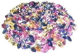 Multicolor Rainbow Sapphire...