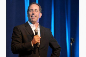 Jerry Seinfeld turns 60 on Tuesday.