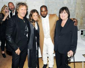 Renzo Rosso, Sarah Jessica Parker, Kanye West, Maison Martin Margiela ...