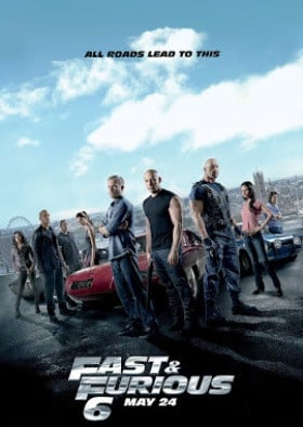 Fast And Furious 6 Quotes & Sayings