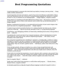 computer programming languages