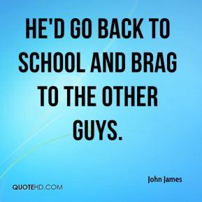 Brag Quotes