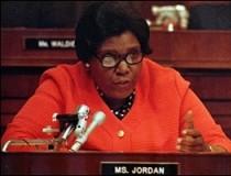 July 25, 1974: Representative Barbara Jordan Argues for Impeachment
