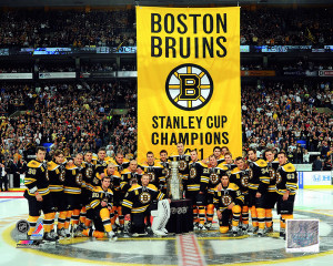 Stanley Cup Boston Bruins