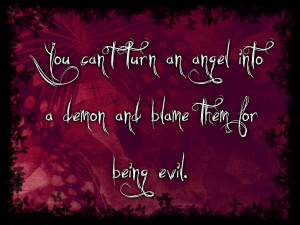 Angels and Demons - Quote Edit by mysticdragon666 on DeviantArt