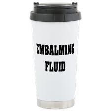 EMBALMING FLUID COFFEE MUGS.PNG Ceramic Travel Mug for