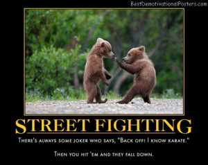 street-fighting-bears-fight-humor-best-demotivational-posters