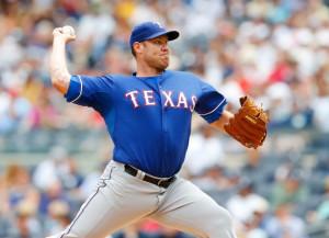 Texas Rangers Vs NY Yankees