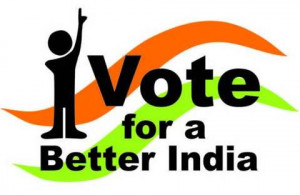 "Vote For a Better India"" campaign aims at:"
