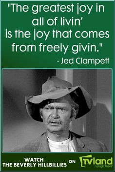 The Beverly Hillbillies might seem like simple folk, but we think this ...
