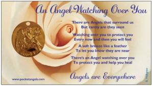 Guardian Angel Watching...