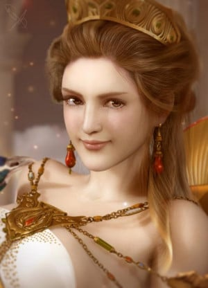 Hera Greek Goddess