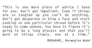 Quotes, Haruki Murakami Quotes, Remember This, Life, Quotes ...