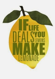 Perseverance: Turn Those Lemons into Lemonade!