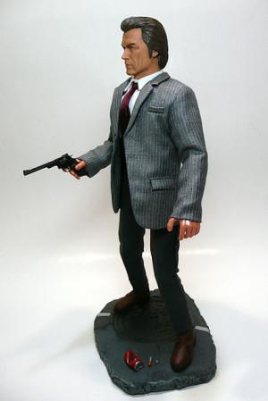 Inspector Harry Callahan Dirty