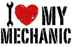 Blast-O-Tees > Mechanic t-shirts > I Love My Mechanic t-shirts
