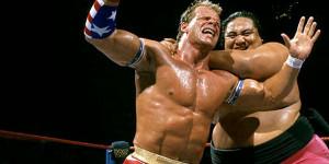 Lex Luger WWE 2015