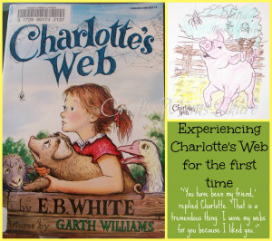 Friendship with Charlotte's Web
