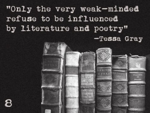 Tessa Gray Infernal Devices Quotes