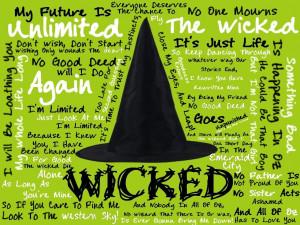 Image - Wicked fan art.jpg - Wicked Wiki