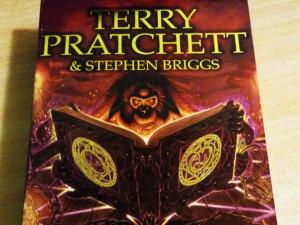 Terry Pratchett has died age 66. Kieran Salsone