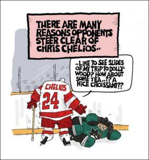Funny Hockey Quotes...