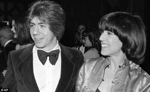 ... Carl Bernstein - seen together in 1978 - had an affair with a mutual