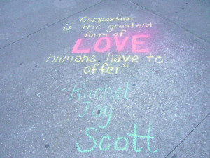Rachel Joy Scott Quote No.1 by ozzys-gurl