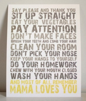 quote for the kid's guest room