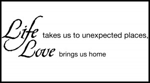 Life Takes Unexpected...
