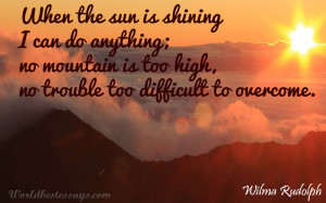 Wilma Rudolph Quotes Quote wilma rudolph