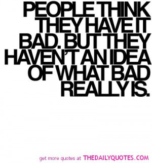 Bad People Quotes And Sayings http://thedailyquotes.com/post/3716