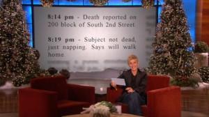 Return to Funny Ellen Degeneres Quotes – 25 Pics