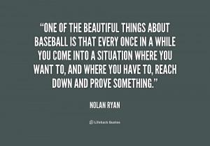 Nolan Ryan Baseball Quotes