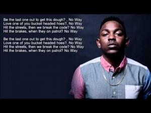 Video: Kendrick Lamar - Money Trees (HD Lyrics)